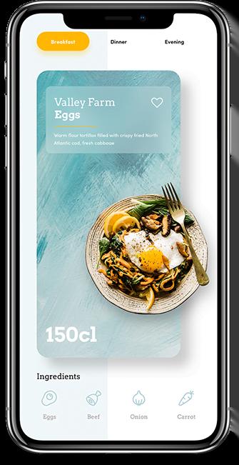 Home - Food App 6