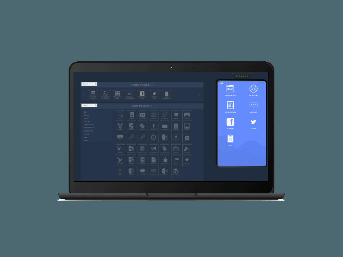 Build Hybrid Mobile Application 1