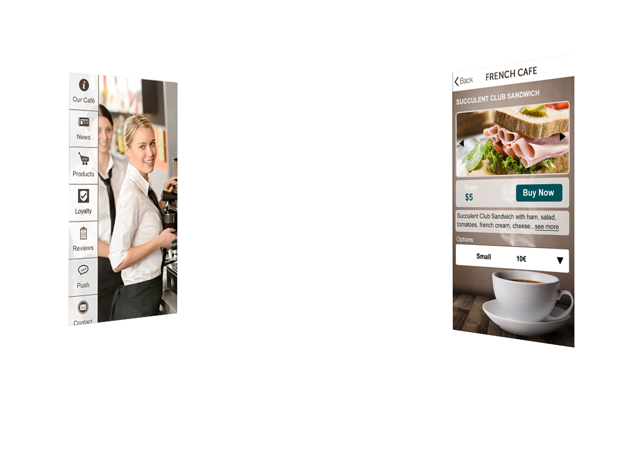 WHY A RESTAURANT NEEDS A MOBILE APP? 2